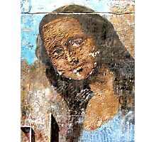 Urban Mona Lisa Photographic Print