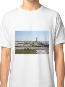 Peggy's Cove Lighthouse Classic T-Shirt