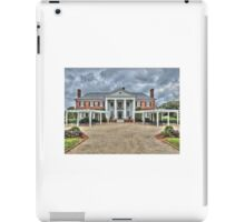 Boone Hall Plantation  iPad Case/Skin