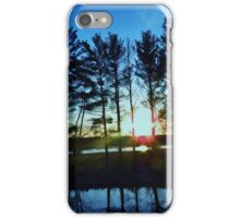 Sapphire Evening  iPhone Case/Skin