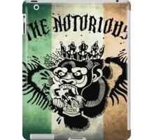 Notorious TriColour Gorilla  iPad Case/Skin