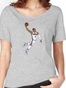 Russell Westbrook Women's Relaxed Fit T-Shirt