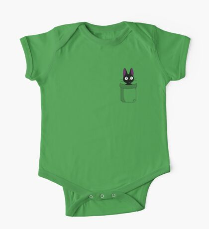 Pocket Jiji One Piece - Short Sleeve