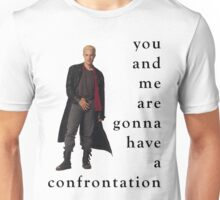 Spike Confrontation Unisex T-Shirt
