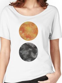 Galaxy spheres 2 Women's Relaxed Fit T-Shirt