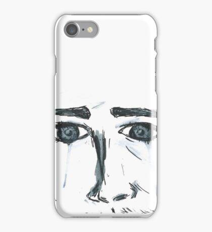 The 1975 Matty Healy Sad Eyes  iPhone Case/Skin