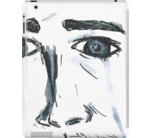 The 1975 Matty Healy Sad Eyes  iPad Case/Skin
