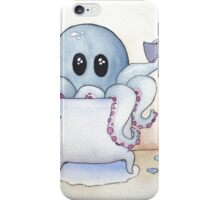 Whimsical Octopus iPhone Case/Skin