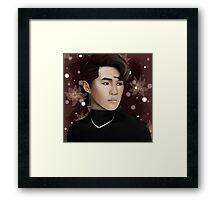 Ken 11.3 Framed Print