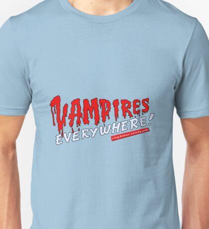 The Lost Boys - Vampires Everywhere Unisex T-Shirt