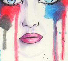 Watercolor Fantasy Sticker
