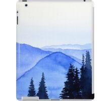 Blue Mountains Landscape iPad Case/Skin