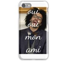 je m'appelle, daveed iPhone Case/Skin