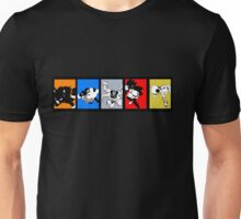Kanto Fighters Unisex T-Shirt