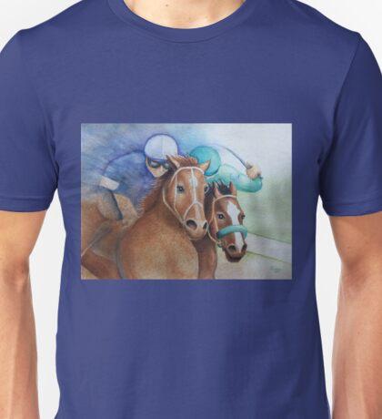 """ON THE RAIL"" Unisex T-Shirt"