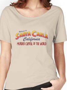 The Lost Boys - Welcome To Santa Carla Women's Relaxed Fit T-Shirt