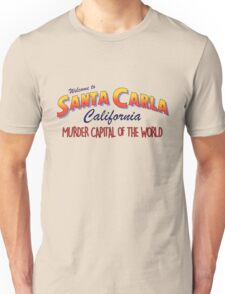 The Lost Boys - Welcome To Santa Carla Unisex T-Shirt