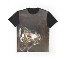Devilfish in the Graveyard Graphic T-Shirt