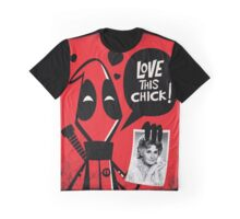 LOVE THIS CHICK!! Graphic T-Shirt