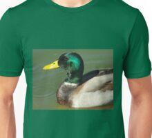 Mallard Profile Unisex T-Shirt