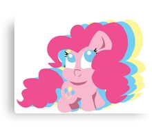 My Little Pony Pinkie Pie Canvas Print