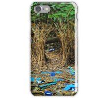 Bowerbird's Bower iPhone Case/Skin