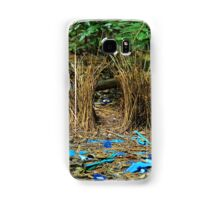 Bowerbird's Bower Samsung Galaxy Case/Skin