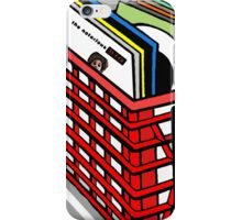 DIGGING IN THE CRATES iPhone Case/Skin