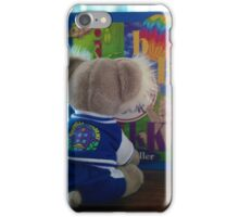 Who Know - BB and Koala All In One book iPhone Case/Skin