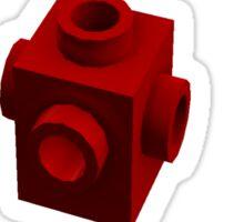 Lego Stud Sticker