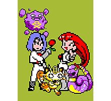 Team Rocket Photographic Print