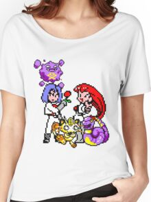 Team Rocket Women's Relaxed Fit T-Shirt