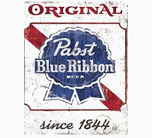 Pabst Blue Ribbon Beer Distressed Unisex T-Shirt