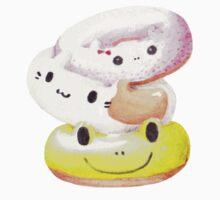 Japan Donuts One Piece - Long Sleeve