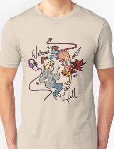 W2H - floaty junk Unisex T-Shirt