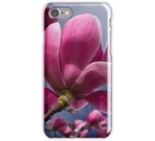 Solo Magenta Rhododendron Bloom iPhone Case/Skin