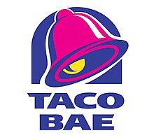Taco Bae Photographic Print
