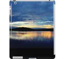 Sunset over the Water iPad Case/Skin
