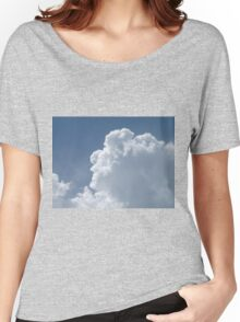 Woman In The Sky Women's Relaxed Fit T-Shirt