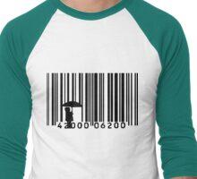 Umbrella Barcode (Black) T-Shirt