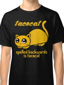 Funny Taco Cat Classic T-Shirt