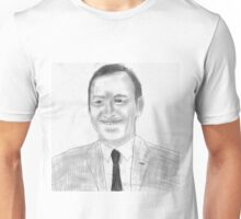 Photo-Realistic Kevin Spacey Unisex T-Shirt