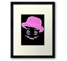 LEXX - Breast Cancer Awareness Framed Print