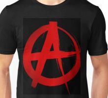 anarchy symbol Unisex T-Shirt