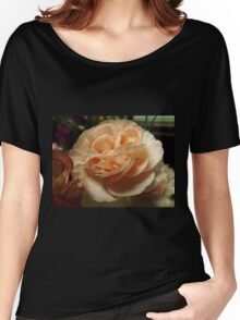Peach Carnation Women's Relaxed Fit T-Shirt
