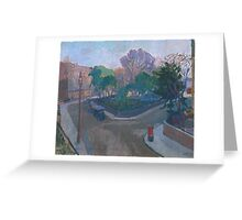 Spencer Gore 'Houghton Place Greeting Card