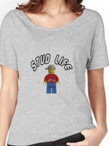 Stud Life Women's Relaxed Fit T-Shirt