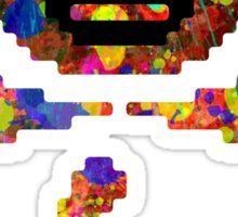 Flowey - Undertale (Colour) Sticker