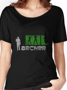 Archer  Women's Relaxed Fit T-Shirt