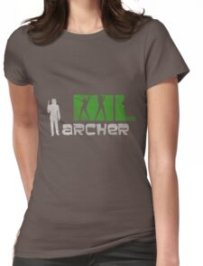 Archer  Womens Fitted T-Shirt